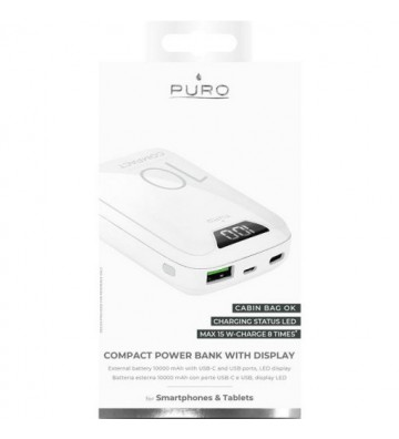 Power Bank Puro Compact...