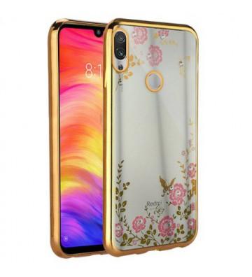 Back Case Flower Xiaomi...