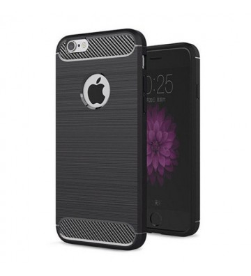 Etui Back Case Carbon Apple...