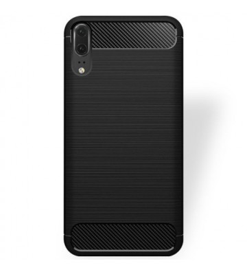 Back Case Carbon - HUAWEI P20