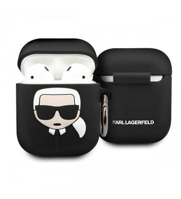 Karl Lagerfeld KLACCSILKHBK...