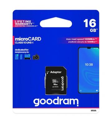 Goodram Microcard 16 GB...