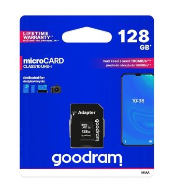 Goodram Microcard 128 GB...