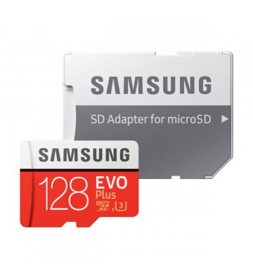 Micro SDXC Memory Card Evo+...